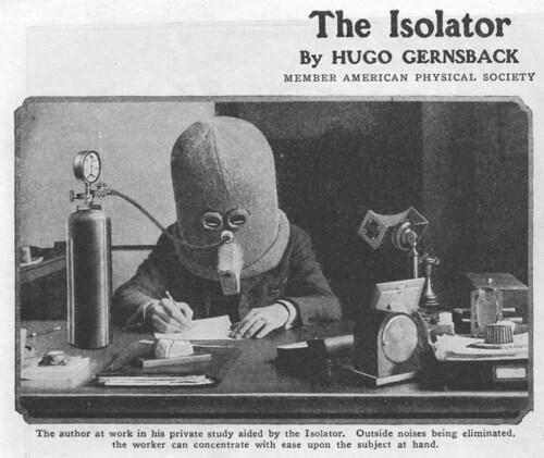 TheIsolator